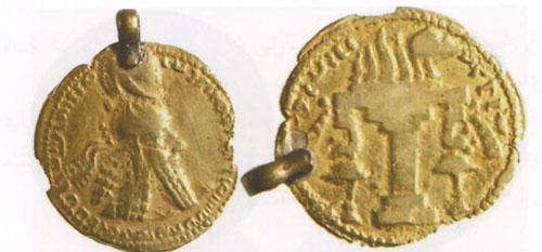 سکه های ساسانیان – فصل یکم