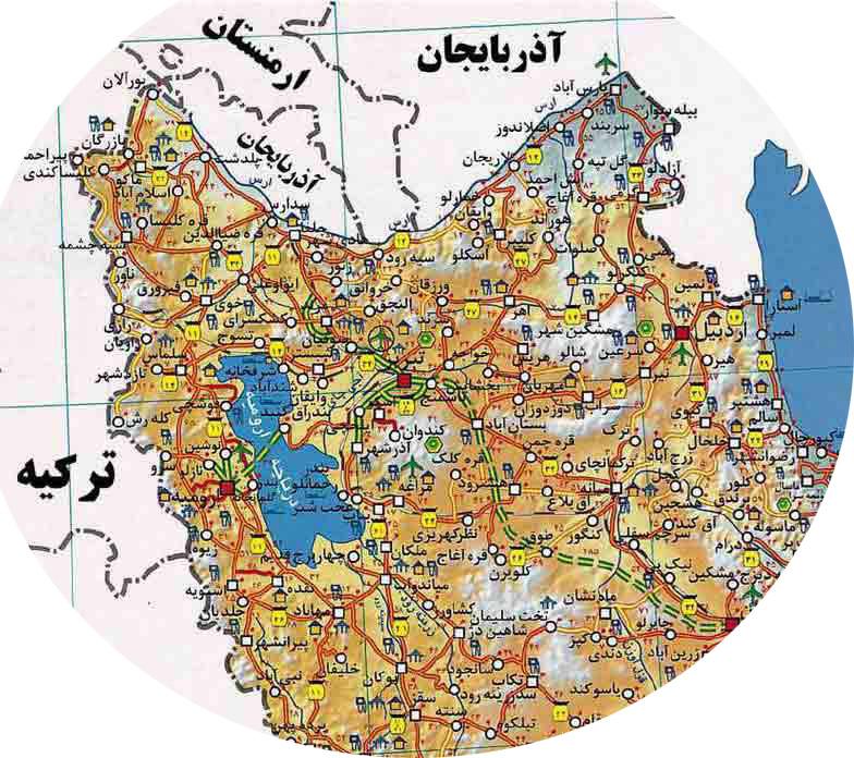اقلیم آذربایجان شرقی